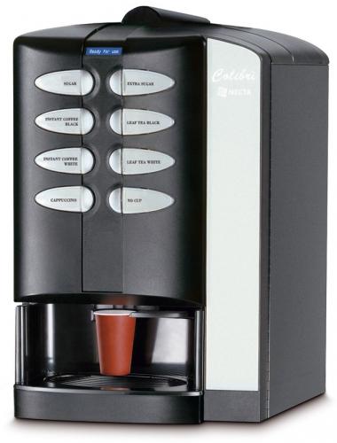 distributeur automatique et machines à café Lavazza